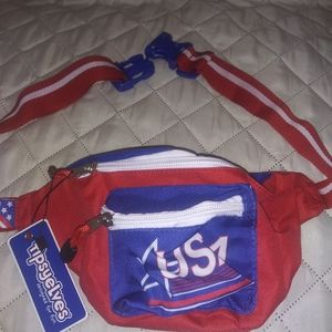 New USA fanny pack from tipsy elves.